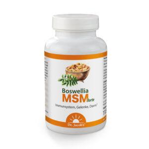 Boswellia MSM forte