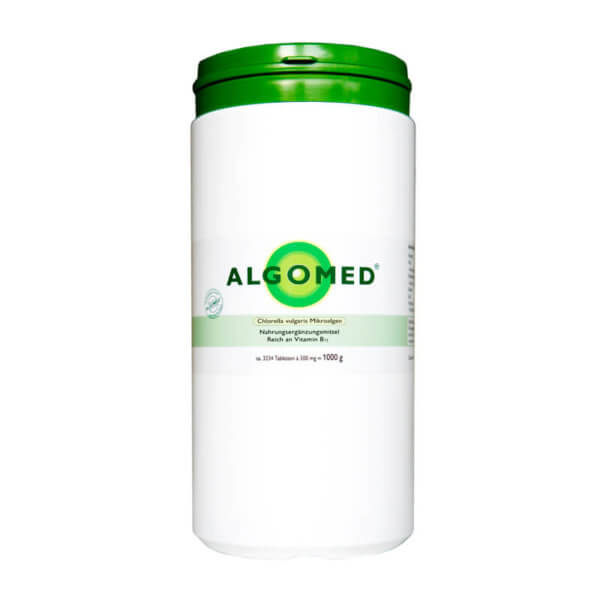Algomed Chlorella Vulgaris Mikroalgen-Tabletten