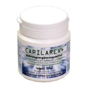 Capilarex+ Apfelpektin und Inulin