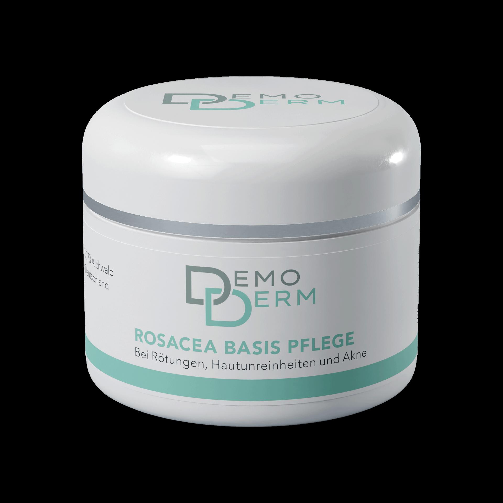 DemoDerm Rosacea Basis Pflege