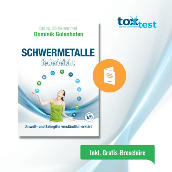 ToxTest – Der Schwermetall Test zum Selbermachen - Urintest