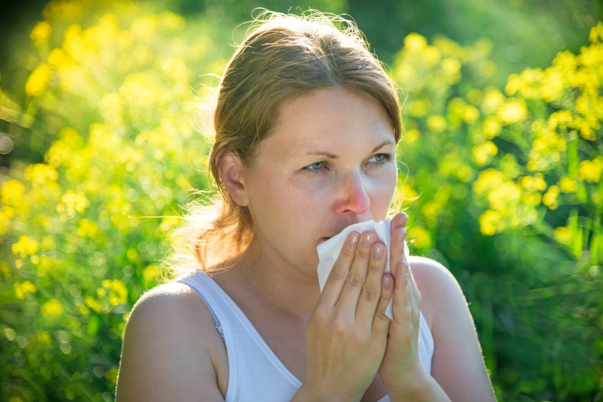 Allergien - Gesundheitsratgeber - Agenki