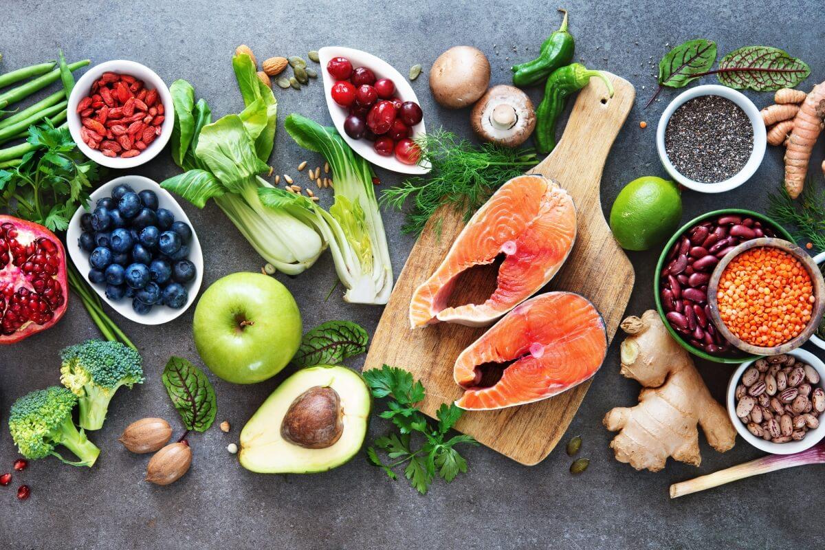 Ernährung - Gesundheitsratgeber - Agenki