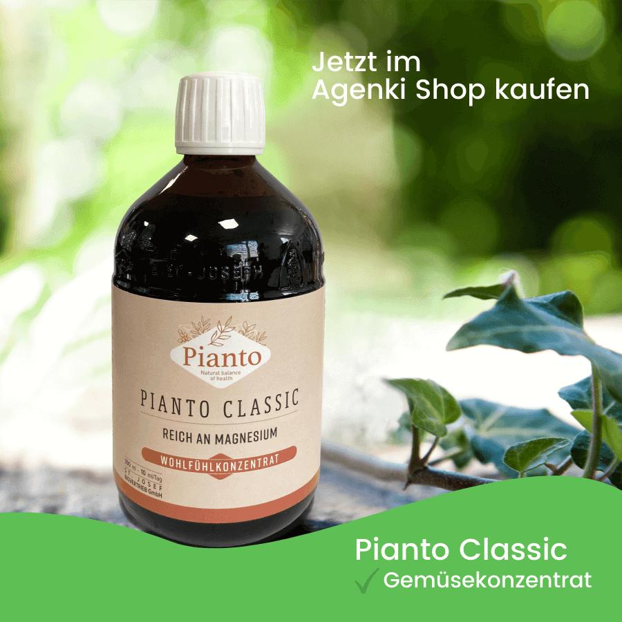 Pianto Classic - Gemüsekonzentrat - St. Josef Biovertrieb - Agenki